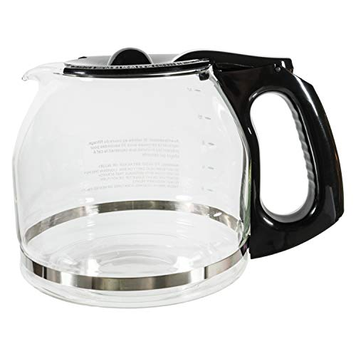 Univen 12 Cup Glass Coffeemaker Carafe replaces Mr. Coffee PLD13