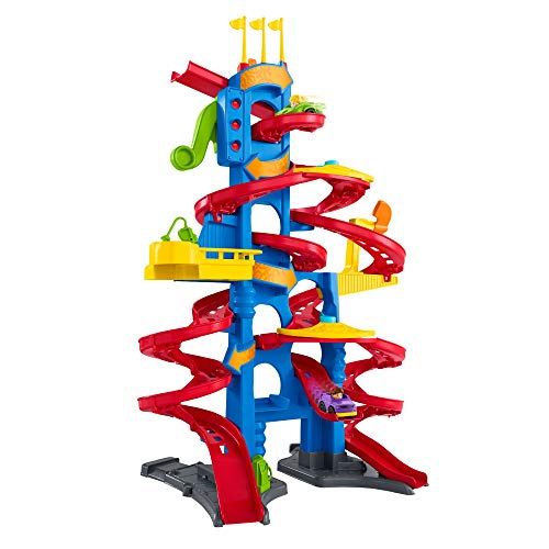 Fisher-Price- Little People Skyway Città...