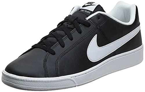 Nike Court Royale, Sneaker Hombre, Negro (Black/White 010),...