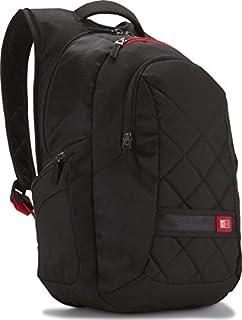 """Caselogic DLBP116K Black Backpack Bag up to 16"""""""" Laptop"""