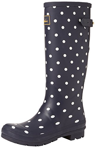 Joules Mujer Wellyprint Botas de agua