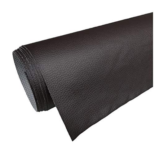 Möbelstoff Premium Bezugsstoff Zum Kunstleder Stoff Kunstleder 160 Cm Breit Vinyl Lederstoff Polster Strukturiertes Material Gepolsterter Lederstoff Nachttisch Hintergrund Sofa Stoff ( Color : 3# )
