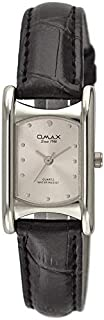 Watch for Women by OMAX, Leather, Analog, OMKC6138PB08