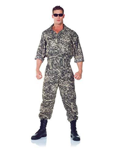 Horror-Shop US-Militär Marpat-Overall One Size