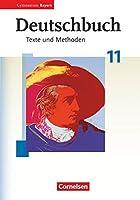 Deutschbuch: Deutschbuch 11 Texte Und Methoden