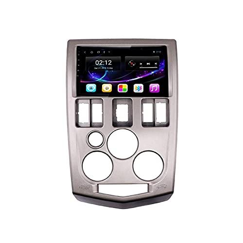 Estéreo para automóvil Android 10.0 Radio compatible L90 Logan 2004-2009 Navegación GPS Unidad principal de 9 pulgadas Pantalla táctil HD Reproductor multimedia MP5 Video con WiFi DSP SWC Mirrorlink