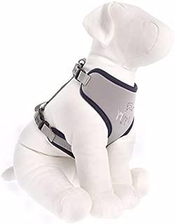 ED Ellen DeGeneres Joy Comfort Dog Harness Grey Joy Comfort Dog Harness~X-SMALL~