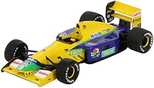 M. Schumacher Benetton B191 B Formel 1 1992 1 43 Minichamps