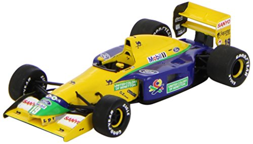 Minichamps - Vehicules - 400920119 - Benetton Ford B191B Schumacher 1992 - 1/43