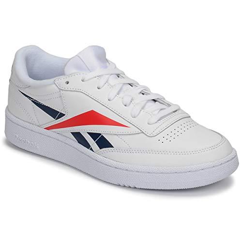 REEBOK CLASSIC Club C 85 MU Zapatillas Moda Hombres Blanco Zapatillas Bajas