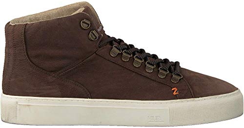 HUB FOOTWEAR - MURRAYFIELD 2.0 N42 HIKING dark brown