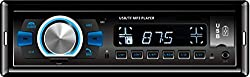 Kiano K8000 Single Din Car Mp3 Stereo Player with Dedicated Mobile app/Bluetooth/FM/ 2 USB Ports/SD Card/Aux,Kianotec Industries Limited