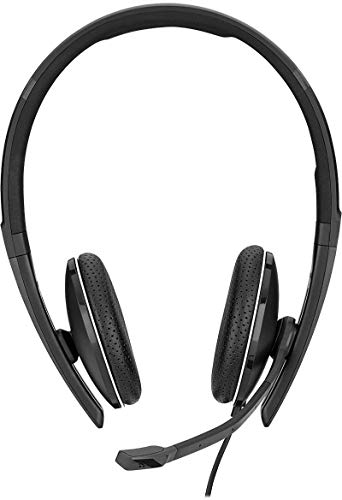 Sennheiser SC 165 Headset 3,5 Klinke Duo 508319