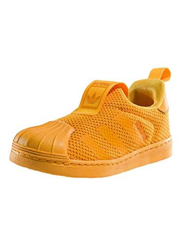 adidas Superstar 360 SC I, Zapatillas Unisex bebé, (Sedoso/Sedoso/Sedoso), 26 EU