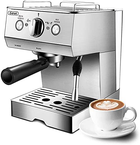 Gevi Espresso Machine 15 Bar with...