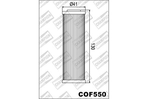 Champion 460-5500 Oelfilter COF550 fuer