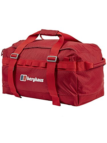 Berghaus Unisex's Expedition Mule Holdall, Red Dahlia/Haute Red, 100 Litre