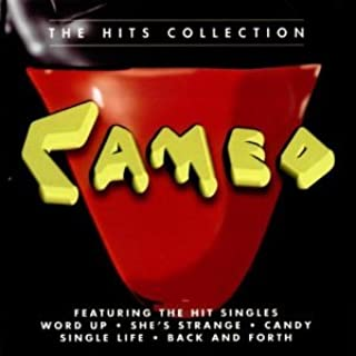 AMAZING 80s FUNK LEGENDS (CD Album Cameo, 18 Titel)