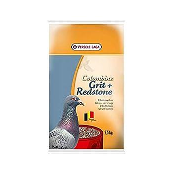 Versele-Laga - Aliment minéral pour pigeons - Grit avec pierre rouge à l'anis - 2.5 kg