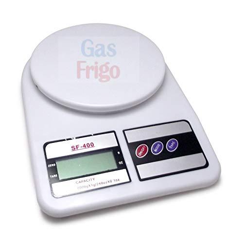 Balanza electrónica para gas refrigerante R410A R32 R134A R407 ETC
