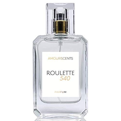 Baccarat Rouge 540 - Perfume alternativo inspirado, Extrait De Parfum, fragancias para hombres y mujeres (50 ml)