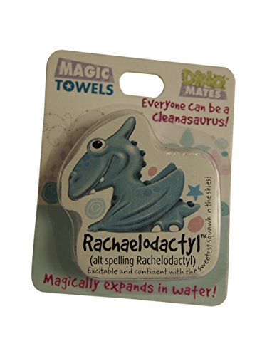 John Hinde DinoMates Magic Towel, Rachel/Rachael
