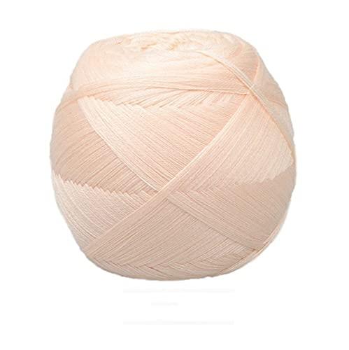 RXDZ 100 g Mercerized algodón Hilado Mezclado Mano tejiendo ventilado Anti-Pillado para el suéter...