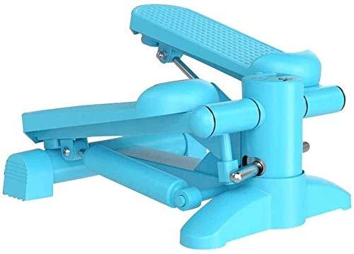 HLZY Home Mini Stepper Übung Fitnessgeräte Weight Loss Klettern Maschine Unisex Fitness Treppen Mute Stepper