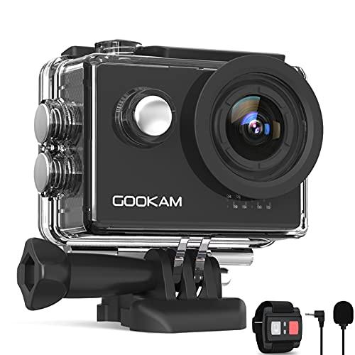 Gookam -   Action Cam 4K 60Fps