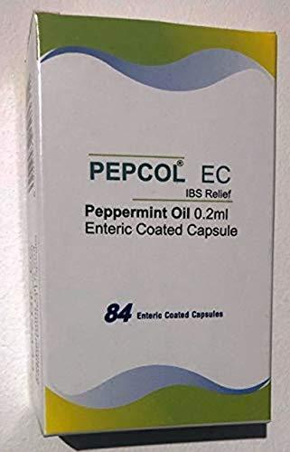 PepperMinn 0.2ml Enteric Coated (Gastro-Resistant) Capsules