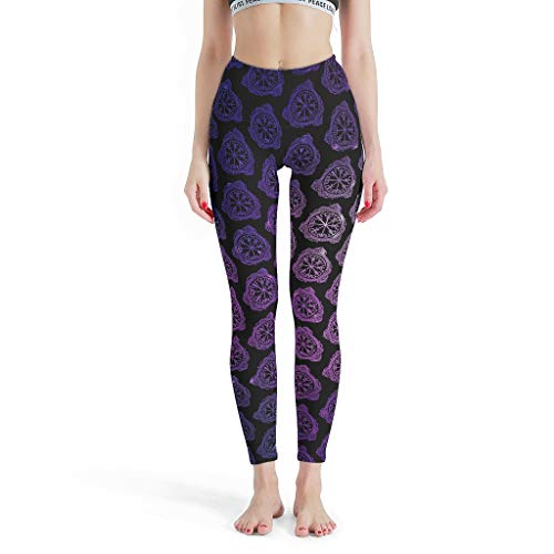 JEFFERS Womens Compression Fitness Yoga broek Viking lichtgewicht lichtgewicht skinny broek voor meisje