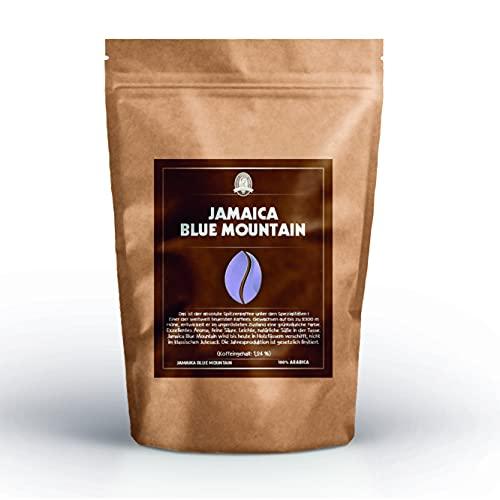 Henry´s Kaffee Jamaica Blue Mountain 250g - Kaffeerarität - exzellentes Aroma - feine Säure - handwerklich geröstet - Premium Kaffeebohnen