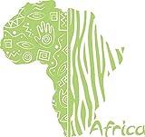 GRAZDesign Wandaufkleber Klebefolie Afrika Africa -
