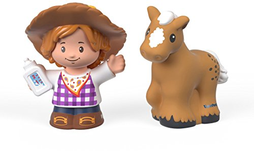 Fisher-Price Little People  Farmer Melodee & Pony