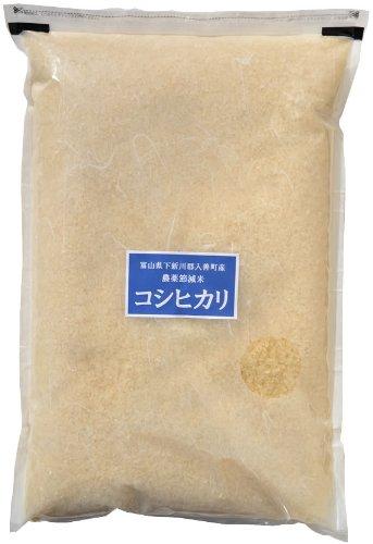 富山県 無洗米 富山コシヒカリ 5kg 令和2年産