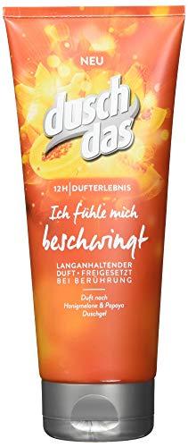 Duschdas Duschgel Ich fühle mich beschwingt, 200 ml
