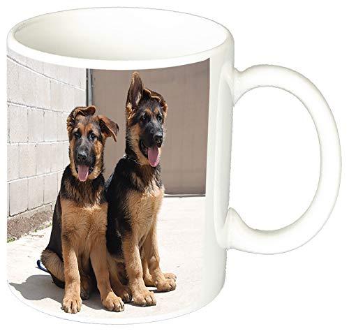 MasTazas Pastor Aleman Cachorro German Shepherd Puppy E Tasse Mug