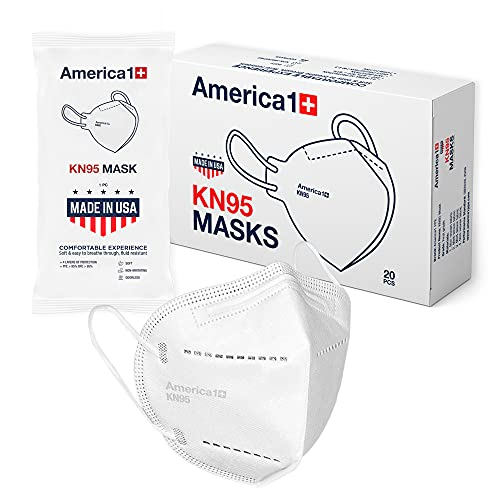 America1 KN95 Face Masks   Made in USA  ...