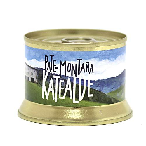 Katealde Paté De Montaña, 130 g