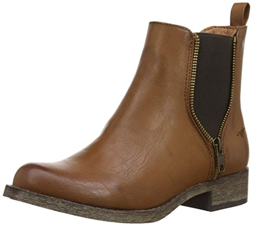 Rocket Dog Camilla, Boots femme - Marron (Bromley in Brown), 40 EU (7 US)
