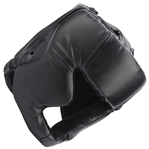 Casco de Entrenamiento de Boxeo, práctico Casco Grueso de Boxeo para Amantes del Boxeador para protección de Cabeza para Hombres, Mujeres, Adultos para Entrenamiento de Boxeo