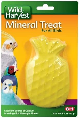 Wild Harvest Max 67% OFF Mineral Treat for All Birds Pineapple 3.1 Ounces F Sale