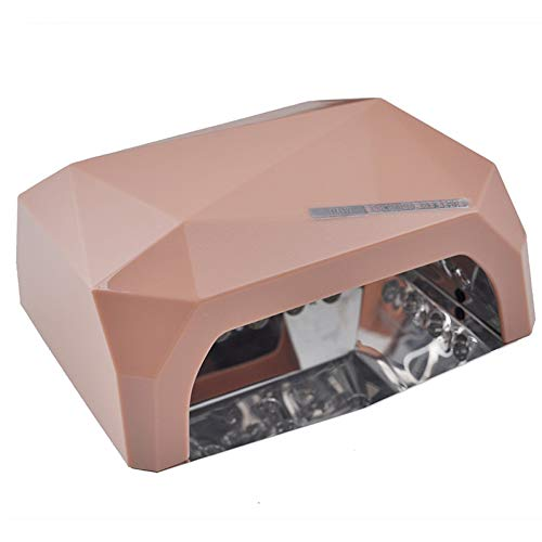 Auto Sensor 36W LED Light Diamond Shaped Best Curing Nail Dryer Nail Art LED Lamp Care Machine UV Gel Nagellak
