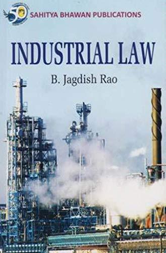 Industrial Law For BBMKU CCSU CSJMU DBRAU RMLAU JNCU LNMU MGKVP MJPRU PRSU Prayagraj DDU SKMU LU VBSPU VBU