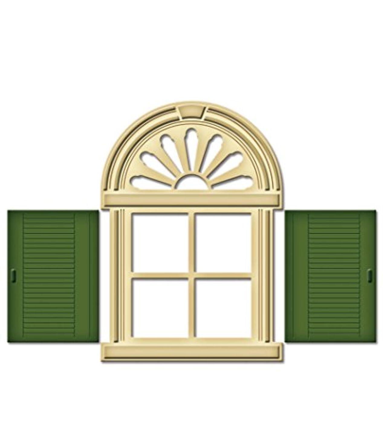 Spellbinders S2-078 Shapeabilities Die D-Lites, Shuttered Window