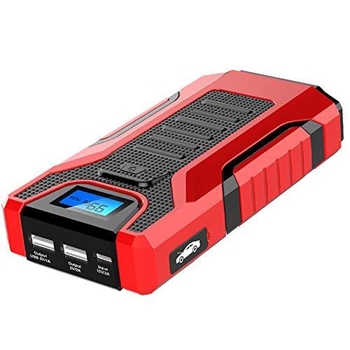 Auto Jump Starter Draagbare Auto Batterij Jump Starter Telefoon Oplader En Auto Batterij Booster 13800Mah Power Bank 12 V 600A Peak Auto Emergency Start Power