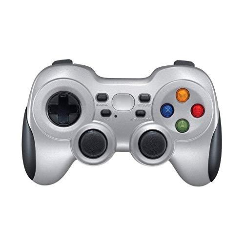 ZUEN F710 Doppel Vibration 2.4G Wireless Gamepad Steuerknüppel Joypad Spiel Griff Controller Für Fußball Arcade Spiele