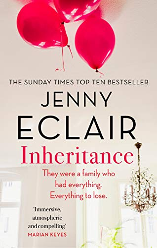 Inheritance: The new novel from the author of Richard & Judy bestseller Moving by [Jenny Eclair]