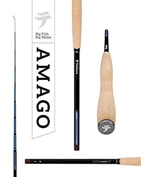 Tenkara USA Amago tenkara Rod 13.5 ft - Lightweight Telescopic Rod