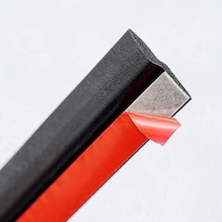 車のドアのゴム製のシールのストリップZ形のトリムノイズの絶縁材料のためのEPDMの材料のウェザーストリップのための内部アクセサリー (Color : 3 meter Z type)
